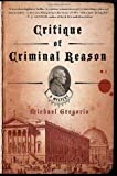 Book cover for Critique of Criminal Reason