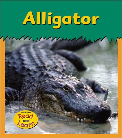 Alligator (Zoo Animals) ebook