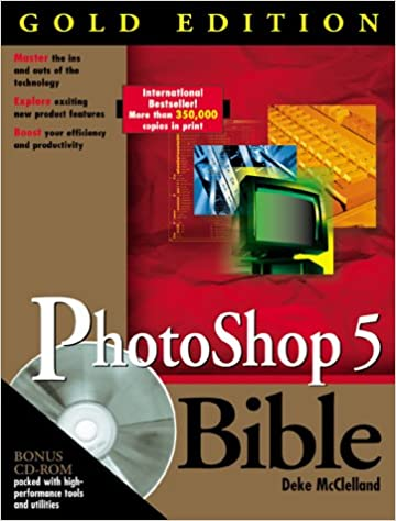 Book Photoshop 5 Bible: Gold Edition