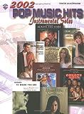 2002 Pop Music Hits, Alfred Publishing Staff, 0757908985