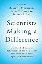 Scientists Making a Difference: One Hundred…