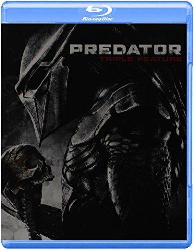 Predator 1-3 Triple Feature Blu-ray]()