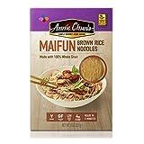 Annie Chun's Brown Rice Noodles, Maifun, Vegan, Gluten-Free, 8-oz (Pack of 6)