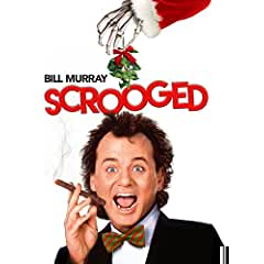 SCROOGED 30th Anniversary Edition arrives on Blu-ray from Paramount