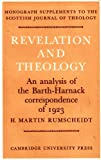 Revelation and Theology, Rumscheidt, 0521083656