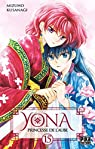 Yona, Princesse de l'Aube, tome 15 par Mizuho