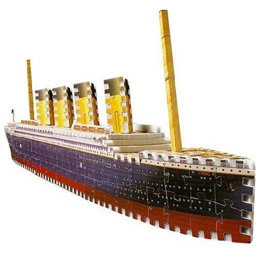Puzz 3D Titanic: 398 Piece Puzzle by Puzz 3D