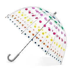 Kid's Clear Bubble Umbrella