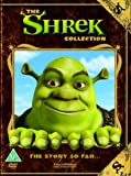 The Shrek Collection - The Story So Far (Shrek 1 & 2 Box Set) [2004] [DVD] [2001]