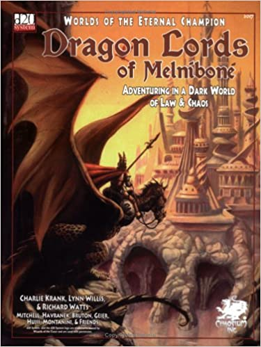 Dragon Lords of Melnibone (Worlds of the Eternal Champion