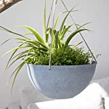 LA JOLIE MUSE Large Hanging Planters for Outdoor