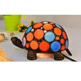 Edge To Table Lamp Tortoise small animal study lamp bedroom bedside lamp modern minimalist fashion creative arts Nightlight