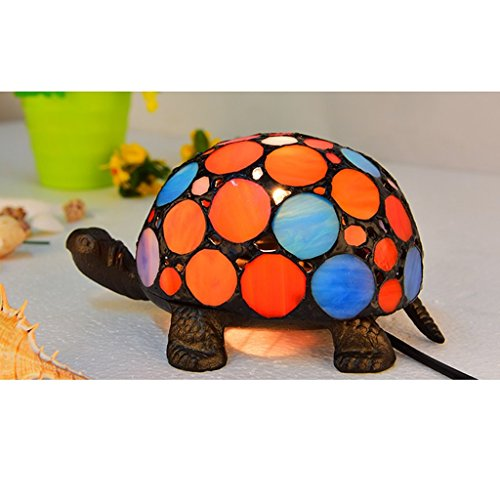 Edge To Table Lamp Tortoise small animal study lamp bedroom bedside lamp modern minimalist fashion creative arts Nightlight by Edge To