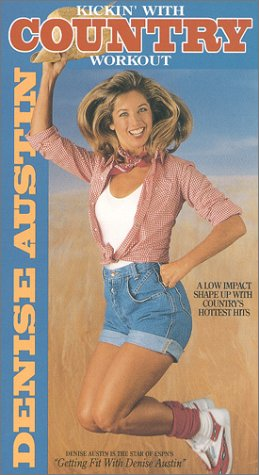 Kickin' with Country Workout [VHS]