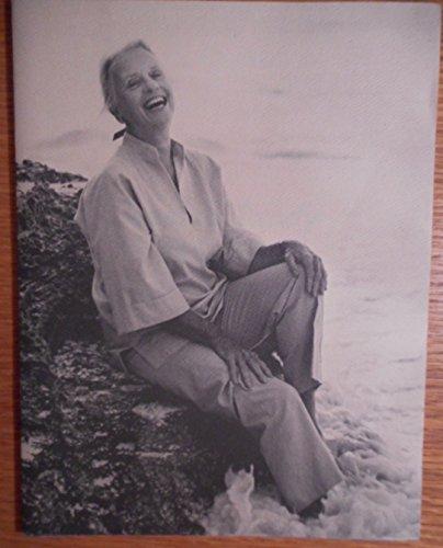 JESSICA TANDY 1919-1994 - SOUVENIR PROGRAM