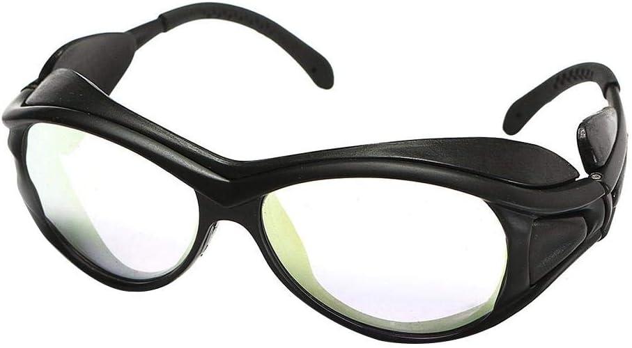 mbition Gafas De Seguridad Láser De CO2, OD +7 De Densidad Óptica, Gafas De Protección UV