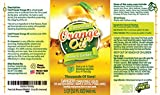 Cold Pressed Orange Oil Concentrate - 32 oz
