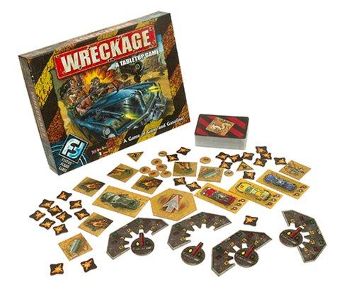 Heidelberger Spieleverlag MA07 - Wreckage, deutsche Ausgabe