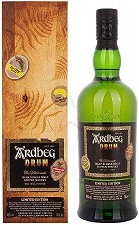 Ardbeg DRUM Islay Single Malt Scotch Whisky Limited Edition 46% - 700 ml in Giftbox