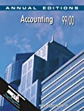 Annual Editions: Accounting 99/00, , 0070305781