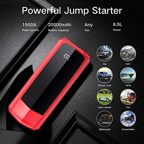 Buy jump starter 2016