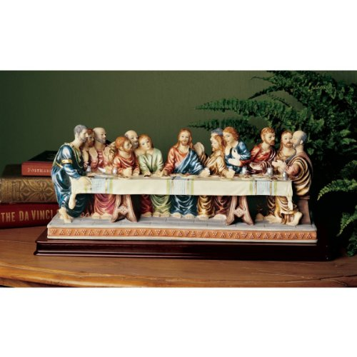(Design Toscano The Last Supper Sculpture)