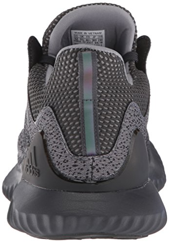 adidas Men's Alphabounce Beyond Running Shoe, Carbon/Grey/Black, 7.5 M US by adidas (Image #2)