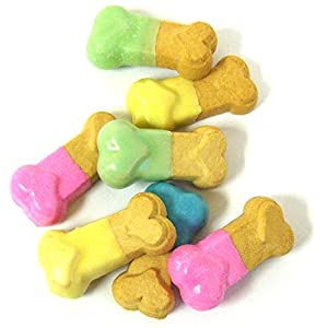 Claudia's Canine Bakery Luv Bones Pastels - 24 Gourmet Dog Treats