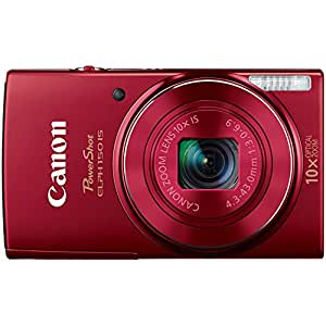 Amazon Com Canon Powershot Elph 150 Is Digital Camera