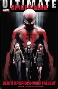 Amazon Com Ultimate Comics Spider Man Death Of Spider Man