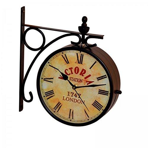 Ectoria EC12-014.8 Victoria Station Clock 8
