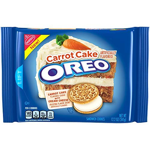 Oreo Carrot Cake Cookie Ounce product image
