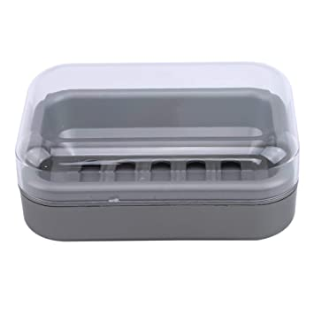 Amazon.com: TraveT - Caja de jabón portátil de plástico con ...
