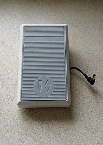 FOOT CONTROL PEDAL W/ Cord Bernina B770QE B780 B790 B830 B880 Sterling Edition + by TacParts