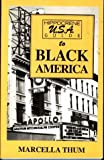 img - for Hippocrene U.S.A. Guide to Black America: A Directory of Historic and Cultural Sites Relating to Black America book / textbook / text book