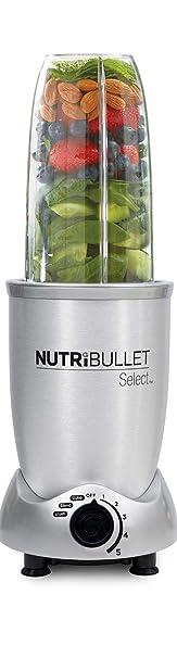 NutriBullet N9C-0928 Extractor de Nutrientes, 1000 W, Silver: Amazon.es: Hogar