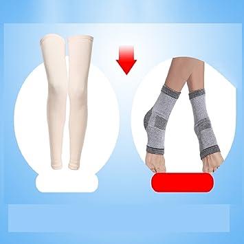 Knieschoner Halten Sie Warm Hip Dünne Socken Hip Dicke Beine ...