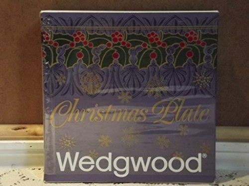 Wedgwood 1982 Lambeth Palace Jasperware Christmas Plate (NEW)