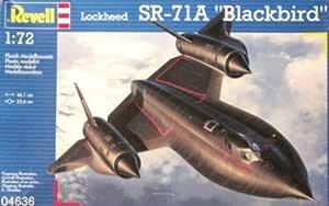 Revell 04636 - Maqueta de avión Lockheed SR-71 Blackbird