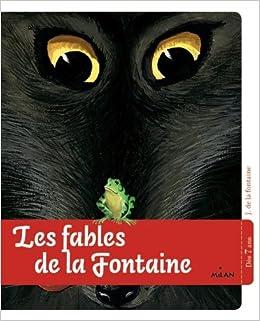 Amazonfr Les Fables De La Fontaine Jean De La Fontaine