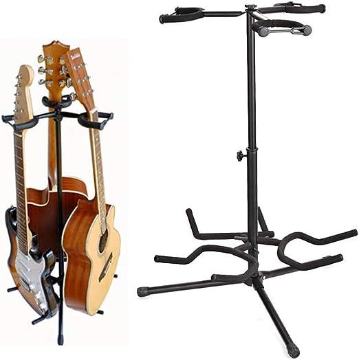 WENHU Trípode portátil Universal para Guitarra, Atril, Guitarra ...