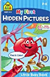 Little Busy Books My First Hidden Pictures