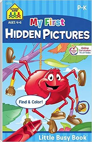 More Little Hidden Pictures