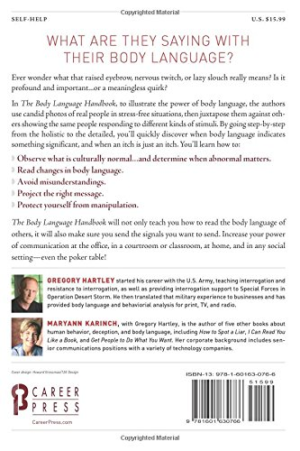 The Body Language Handbook Pdf