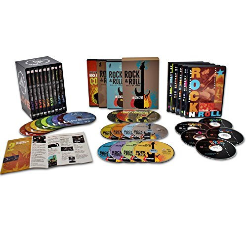 Time Life Rock & Roll Hall of Fame: In Concert Deluxe Edition
