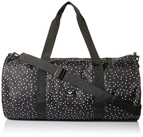 Roxy Kind of Way Travel Duffle Bag, true black dots for - On Carry Roxy