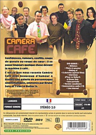 Caméra café - Vol. 1 [Francia] [DVD]: Amazon.es: Bruno Solo, Yvan ...