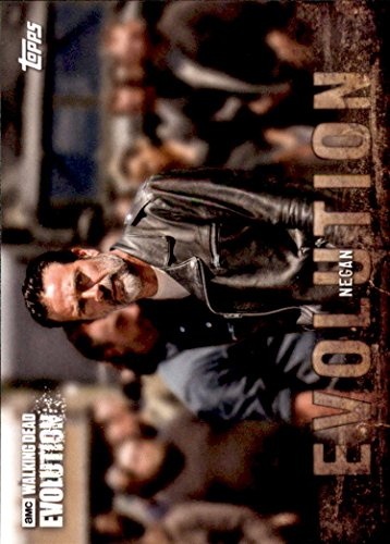 2017 The Walking Dead Evolution #100 Negan - NM-MT