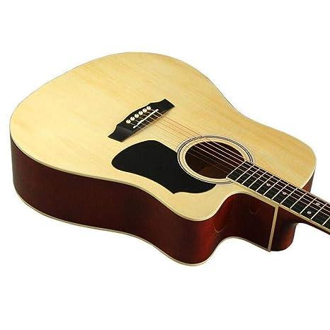 JT Genuine Cotton Tree Folk Guitars ELM Corners Canciones ...