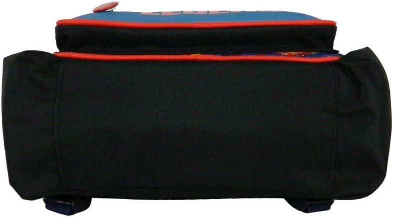 Bagtrotter Sac /à Dos 1 Compartiment Disney Cars Mcqueen Bleu//Noir